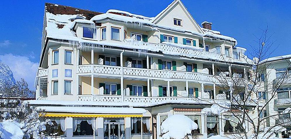 Wellness im Winter in Garmischpartenkirchen
